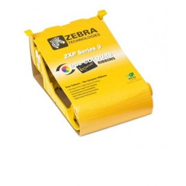 800033-301 Cartridge COLOR NEGRO MONOCROMO. Para impresoras ZXP3 R2 Series