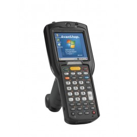 MC32N0-GL3HCLE0A Terminal Gun Windows EC 7 PRO, WiFi, BT, 512MB/2GB, VGA Color, 38 teclas, Lector 1D, Bateria 4800mAh