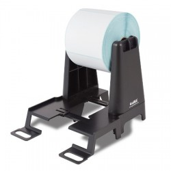 HOLDER-ROLL Soporte Universal Rollos externo, hasta 250mm de diametro. Color Blanco
