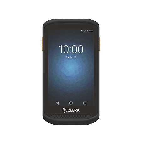 "TC25BJ-10C102A6 Zebra TC25, Android, Color WVGA 4.3"", IP65, 4G LTE, WiFi, BT, USB, Lector Imager SE21002D"