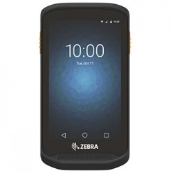 "TC25BJ-10C102A6 Zebra TC25, Android, Color WVGA 4.3"", IP65, 4G (LTE), WiFi, BT, USB, Lector Imager SE4710 2D"