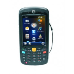"MC55E0-PL0S3RQA9WR Zebra MC55X, Win EH 6.5, Color VGA 3.5"", IP64, WiFi, BT, Lector Imager SE4710 2D, Numérico"