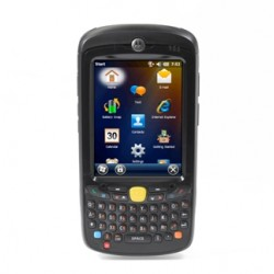 "MC55E0-PL0S3QQA9WR Zebra MC55X, Win EH 6.5, Color VGA 3.5"", IP64, WiFi, BT, Lector Imager SE4710 2D, Teclado QWERTY"