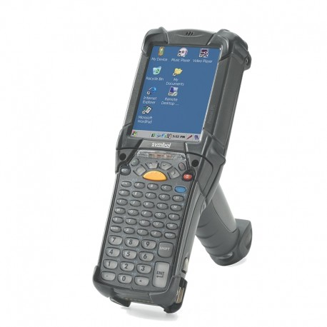 MC92N0-GA0SXEYA5WR con Mango. Windows CE 7.0, WiFi, BT, VGA Color, 512MB 2G, 53 Teclas, Lector Láser 1D