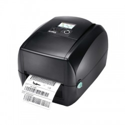 Godex RT730i Transferencia Térmica y TD Impresora De Etiquetas. 300dpi. Display Color, USB, Ethernet y RS232