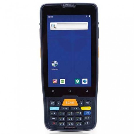 "Memor K Android, WiFi, Bluetooth, 3-32GB, 4"" display. 24 Teclas. Lector 2D Imager"
