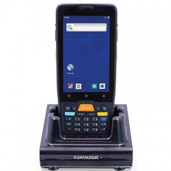 "Memor K Datalogic Android, WiFi, Bluetooth, 3-32GB, 4"" display. 24 Teclas. Lector 2D Imager. KIT incluye cuna"