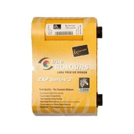 800033-809 Cartridge BLANCO. Para impresoras ZXP3 IX Series